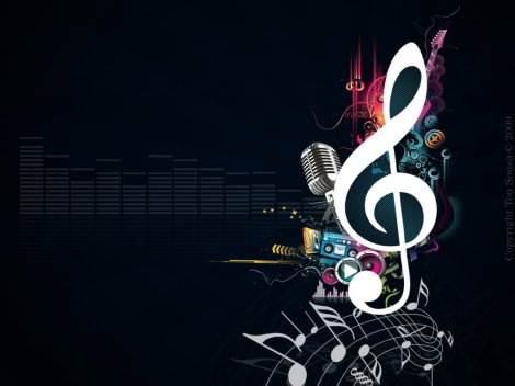 musical+notes+vector